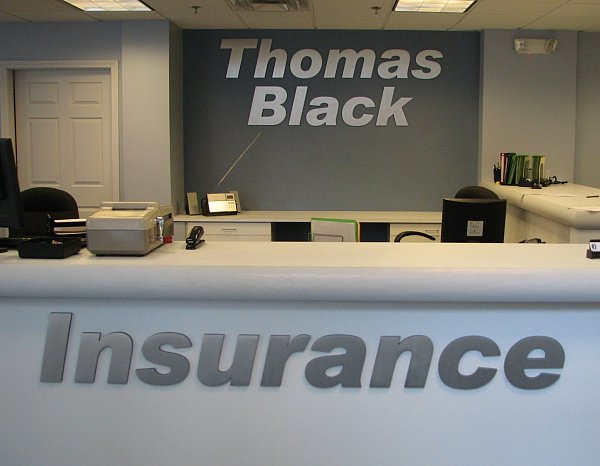 Thomas black automobile insurance agency jalarts for Agency for interior design company